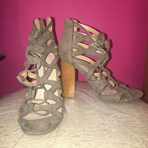 Olive heels